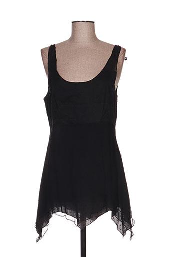 coco menthe tuniques femme de couleur noir