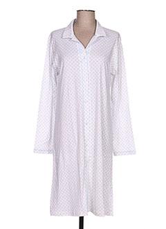 Chemise de nuit gris PILL pour femme