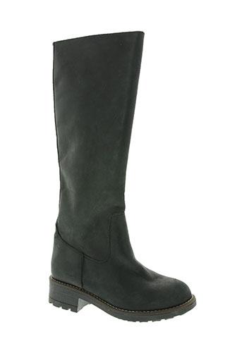 manas design chaussures femme de couleur noir