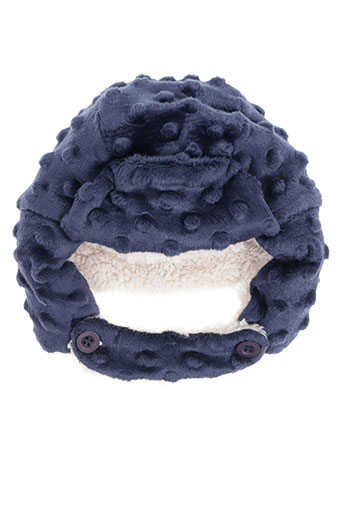 Bonnet bleu MILK ON THE ROCKS pour fille