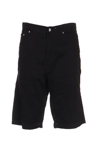 full blue shorts / bermudas homme de couleur noir