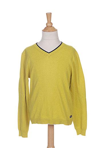 boboli pulls garçon de couleur jaune
