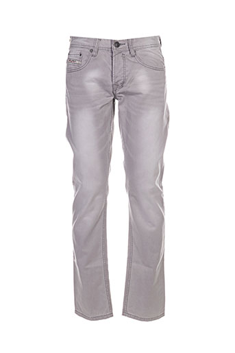 original ado jeans homme de couleur gris