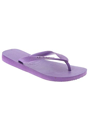 havaianas chaussures homme de couleur violet