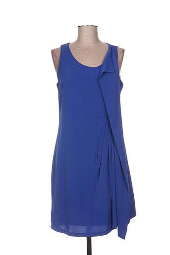 smash wear robes femme de couleur bleu