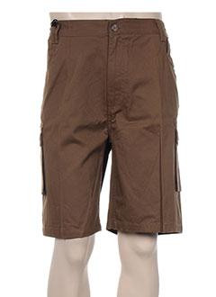 Produit-Shorts / Bermudas-Homme-PIERRE D'ARLANC