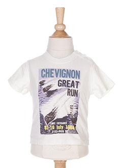 Produit-T-shirts-Garçon-CHEVIGNON