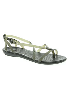Chaussures aquatiques noir CROCS pour femme