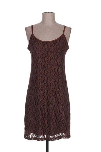 senso robes femme de couleur marron