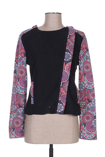 Veste casual rose BAMBOO'S pour femme