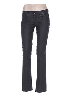Pantalon casual noir LEE COOPER pour femme