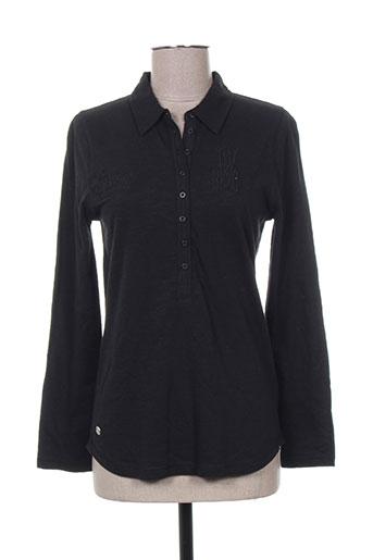 black wellis t-shirts homme de couleur noir