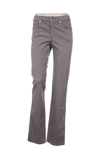 armani jeans femme de couleur beige