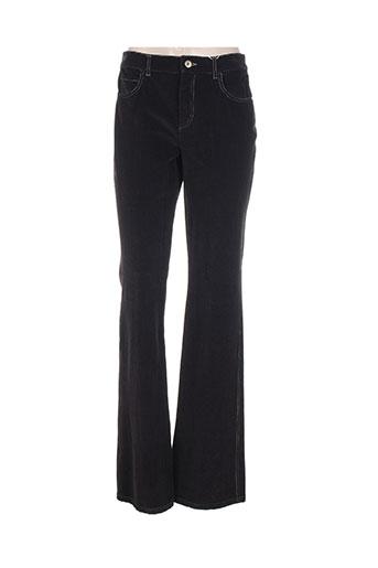 Pantalon casual gris MARELLA pour femme