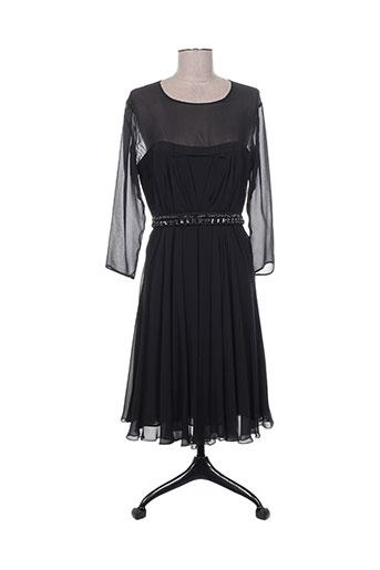 maxmara robes femme de couleur noir