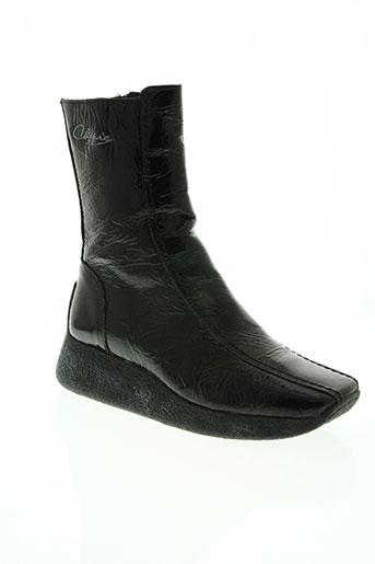 chipie chaussures femme de couleur noir