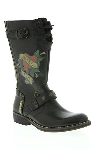 kowalski chaussures femme de couleur noir