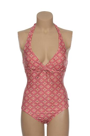 pip studio maillots de bain femme de couleur rose