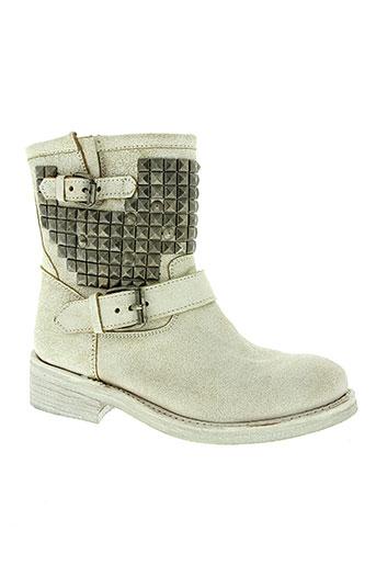 ash chaussures femme de couleur blanc