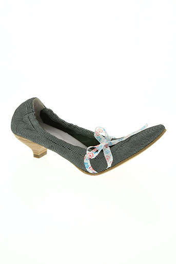 Escarpins noir IPPON STYL pour femme