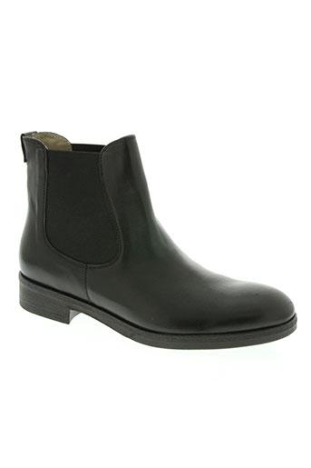 guess chaussures homme de couleur noir