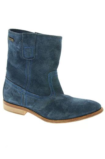 bee.fly chaussures femme de couleur bleu