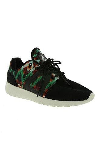 asfvlt chaussures homme de couleur noir
