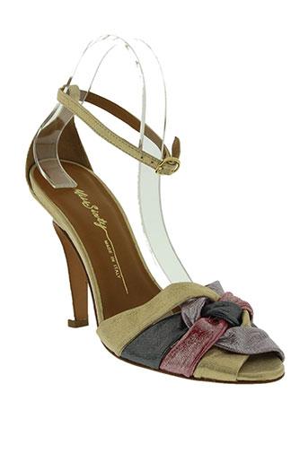 miss sixty chaussures femme de couleur beige