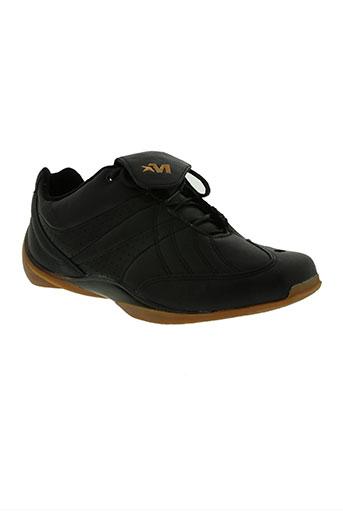 mecca chaussures homme de couleur noir
