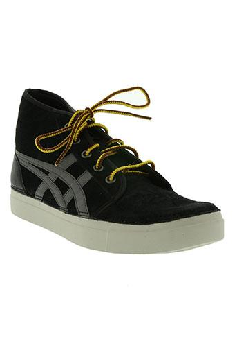 onitsuka tiger chaussures homme de couleur noir