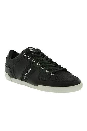 jim rickey chaussures femme de couleur noir