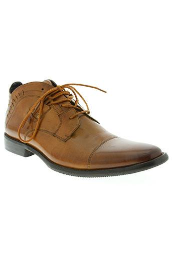 kdopa chaussures homme de couleur marron
