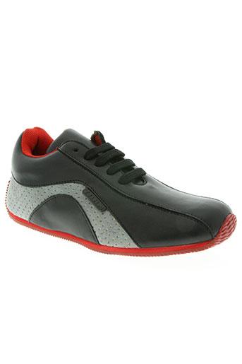 torn chaussures femme de couleur noir