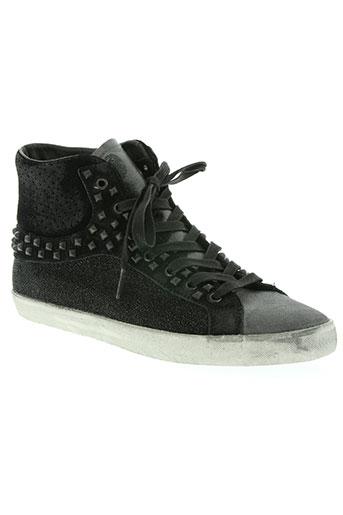 crime chaussures femme de couleur noir