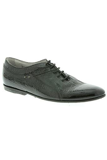 oxs chaussures femme de couleur noir