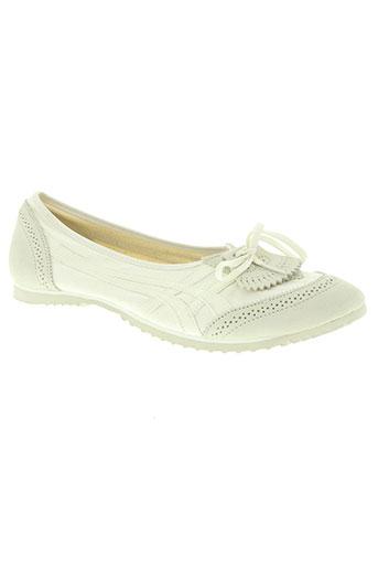 onitsuka tiger chaussures femme de couleur beige