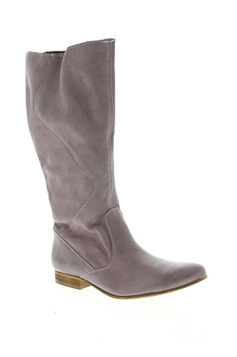 etik chaussures femme de couleur violet