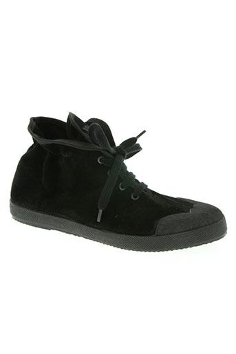 ippon styl chaussures femme de couleur noir