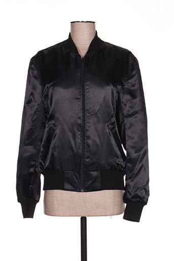 Veste casual noir KILIWATCH pour femme