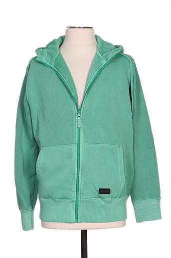 kiliwatch vestes homme de couleur vert