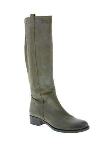 paprika chaussures femme de couleur beige
