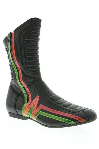 w< chaussures homme de couleur noir