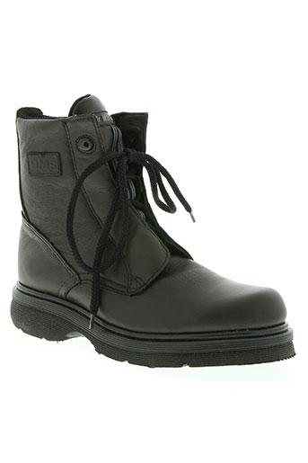 dr martens chaussures homme de couleur marron