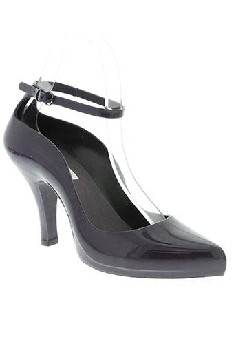 melissa chaussures femme de couleur violet