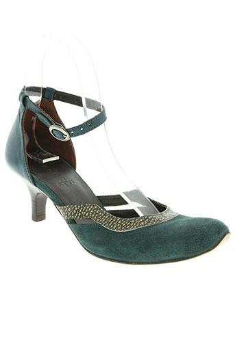 Escarpins bleu IPPON STYL pour femme