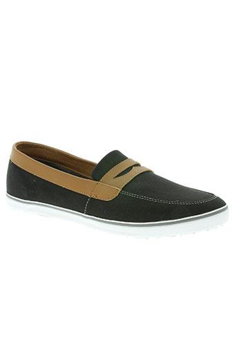 fred perry chaussures homme de couleur noir