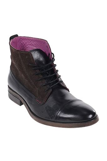 bill tornade chaussures homme de couleur noir