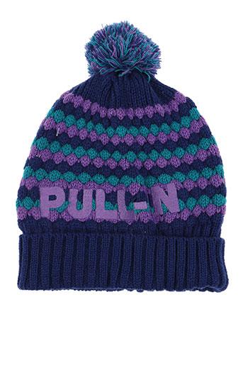 pull in accessoires femme de couleur violet