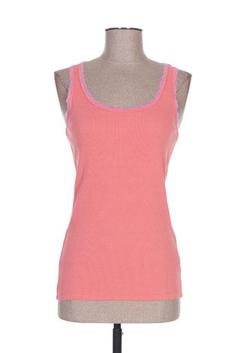 kalaïs t-shirts femme de couleur rose