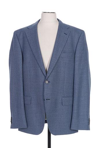 Veste casual bleu HUGO BOSS pour homme